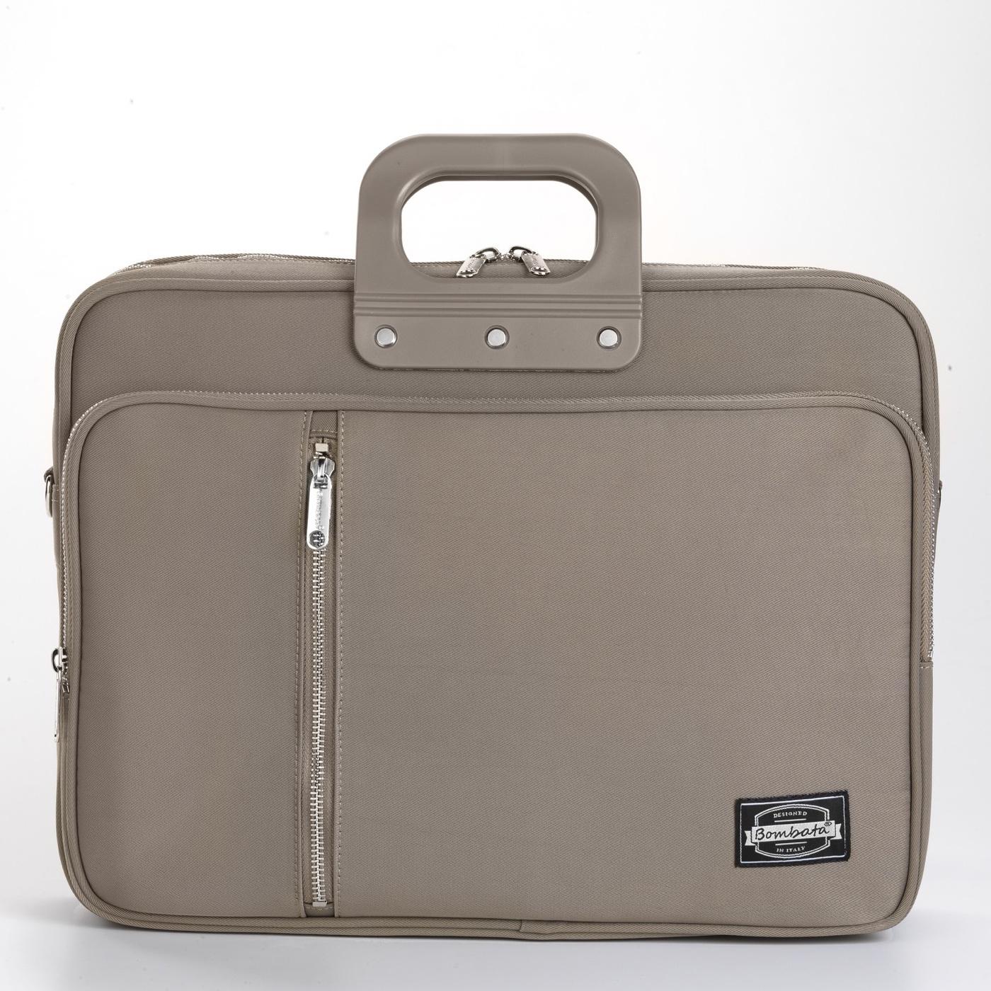 24H Gabardina Briefcase - Taupe