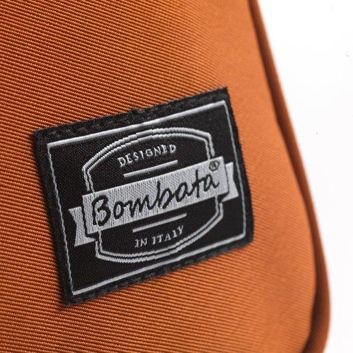 Bombata 24H Gabardina Briefcase - Black
