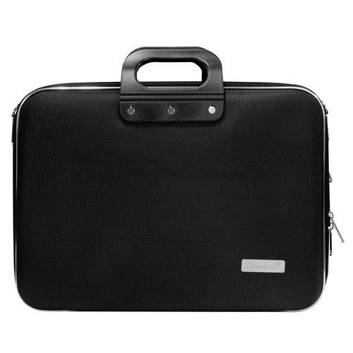 Bombata Business Briefcase - Black