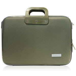 Bombata Business Briefcase - Green