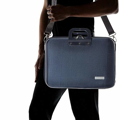 Bombata Business Briefcase - Taupe