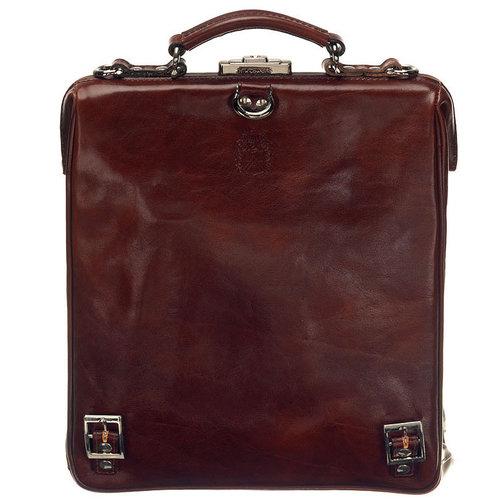 Mutsaers On the Bag - Dark Brown