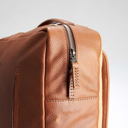 Capra Leather Tamarao - Tan