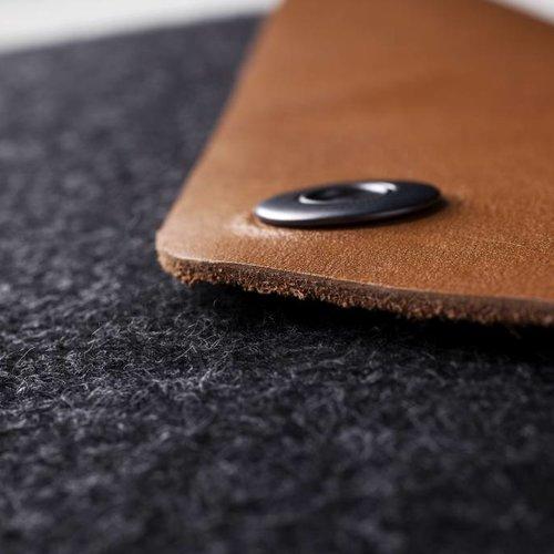 "Mujjo 15"" MacBook Pro Retina Sleeve - Brown"