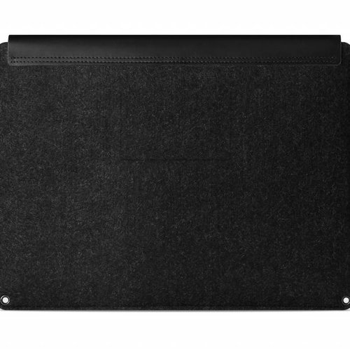 "Mujjo 13"" MacBook Pro & Air Sleeve - Black"
