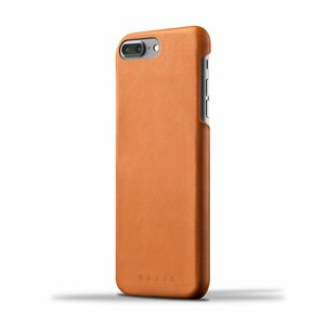 Mujjo Leather Case for iPhone 7 Plus - Brown
