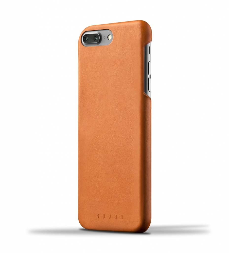 Leren Hoesje iPhone 7 Plus - Bruin