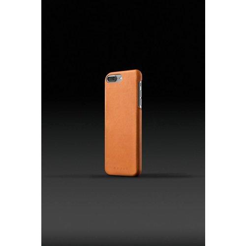 Mujjo Leren Hoesje iPhone 7 Plus - Bruin