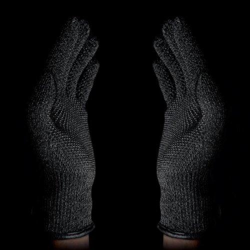Mujjo Single-Layered Touchscreen Handschoenen - Zwart