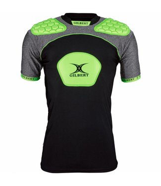 Gilbert Gilbert Atomic V3 Schouder/lichaam bescherming shirt, Gilbert rugby