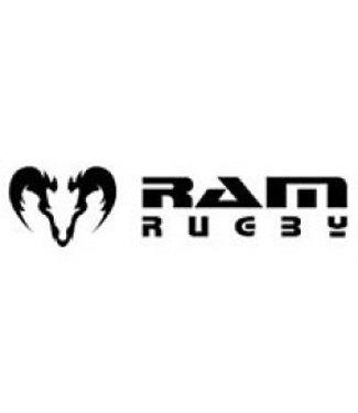 RAM Rugby Rugby Tactiek bord met lijnen