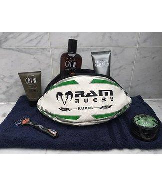 RAM Rugby Toilet tas Rugby Bal