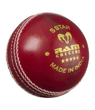 RAM Cricket Ram Cricket 5 Star Match Ball - Box of 6