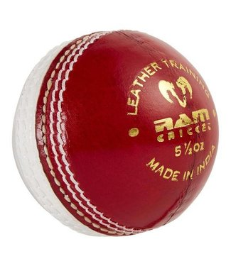 RAM Cricket Ram Cricket Leather Multi-Purpose Ball - Box of 6