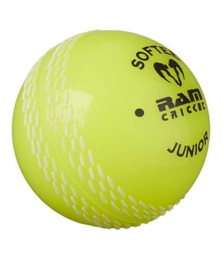 RAM Cricket Ram Cricket Softee Ball - Box of 6