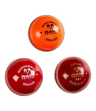 RAM Cricket Cricket Training Ball Set