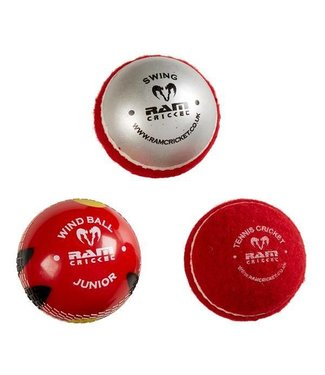 RAM Cricket Cricket Development Ball Set