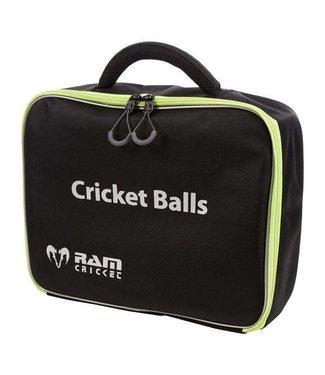 RAM Cricket Cricket ballen tas, luxe, 12 ballen