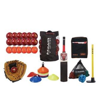 RAM Cricket Fielding Coaching cricket Bundel