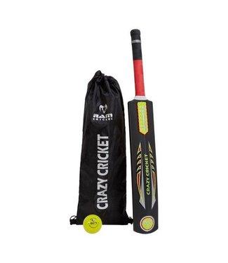 RAM Cricket Cricket Bat en Bal - Senior - in Tas