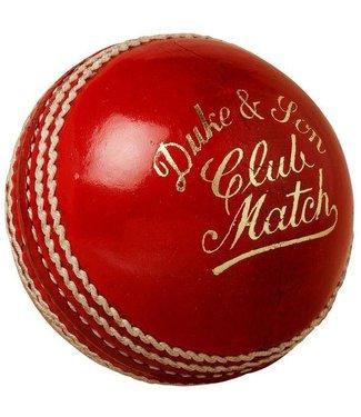 RAM Cricket Dukes Club Match Cricket Ball - box of 6