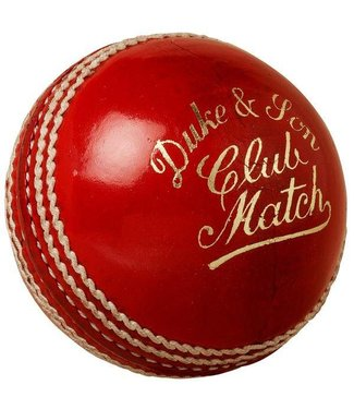 RAM Cricket Dukes Club Match Cricket Ball - box of 6
