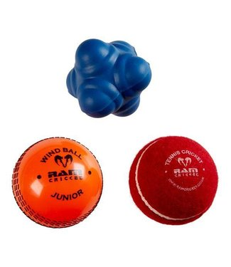 RAM Cricket Cricket Skills Ball Set