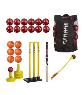 RAM Cricket Batting Coaching cricket bundel