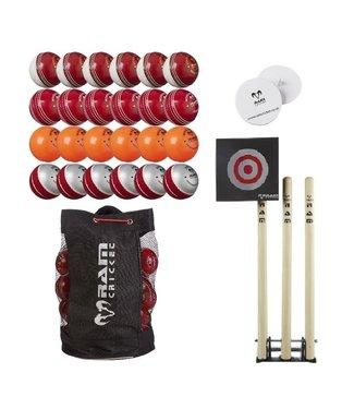 RAM Cricket Bowling Coaching Cricket Bundle