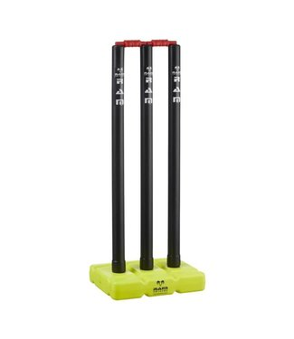 RAM Cricket Cricket Batting End Stumps