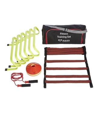 RAM Cricket Fitness Training Set - Compleet in nette tas