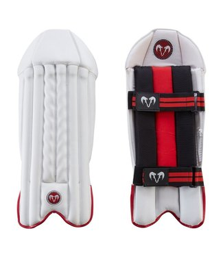 RAM Cricket Ram Cricket Wicket Keeping Pads - Small Junior