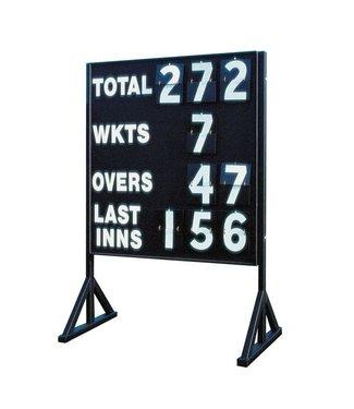 RAM Cricket Scoreboard op standaard 137x152 cm