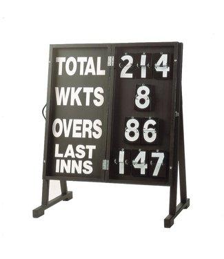 RAM Cricket Opvouwbaar Cricket Scoreboard -96x94x37 cm