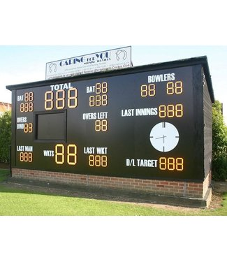 RAM Cricket Electronisch - op maat gemaakt - Cricket Scoreboard