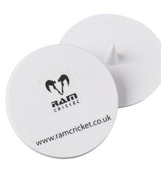 RAM Cricket Cricket Run-Up Markers - 63 mm