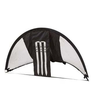 RAM Cricket Ram Pop-Up Ball Stop -met stoffen Stumps-print