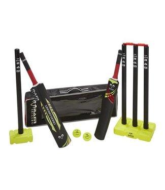 Crazy Cricket Set - Super Cricket spel in mooie tas