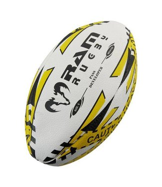 RAM Rugby Pass Developer Rugby Ball