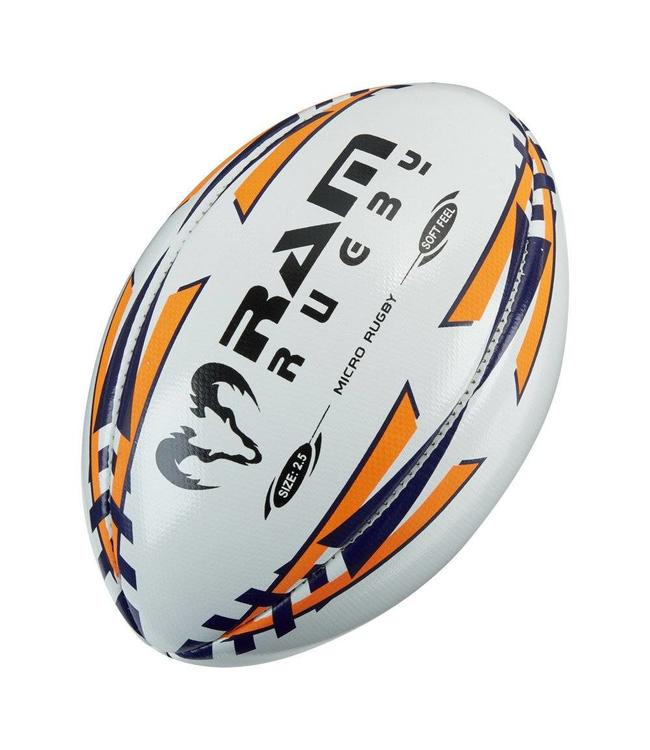 RAM Rugby Micro Softfeel Rugbybal