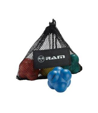 RAM Rugby Super Reactie Ballen set