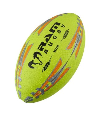 RAM Rugby Ram Medium Rugbyball, Größe 2