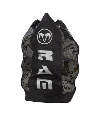 RAM Rugby Pro ademende Ballen zak