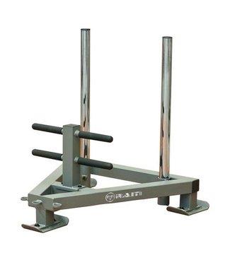 RAM Rugby Kracht-Slede & harnas, 36kg.