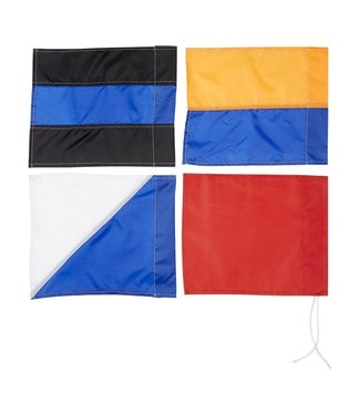 RAM Rugby Eckflaggen – Nylon, im Club-Farben