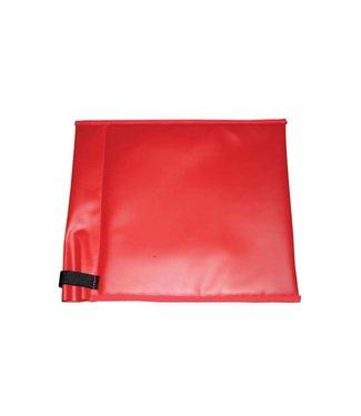 RAM Rugby 4x Stijve Corner vlag, 1 kleur, PVC