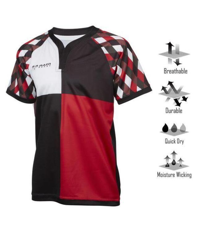 RAM Rugby Club Rugby Shirt - in uw design/logo