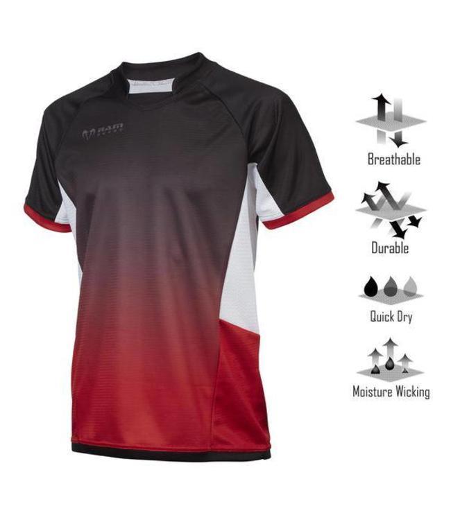 RAM Rugby Club Rugby Shirt - Panelen design