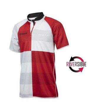 RAM Rugby Dubbelzijdig draagbaar Rugby shirt - in uw Design