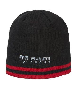 RAM Rugby Thermische muts, met logo